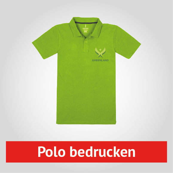 Polo bedrucken